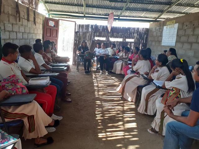 Jóvenes wayuu de la Alta Guajira serán expertos en sistemas solares fotovoltaicos