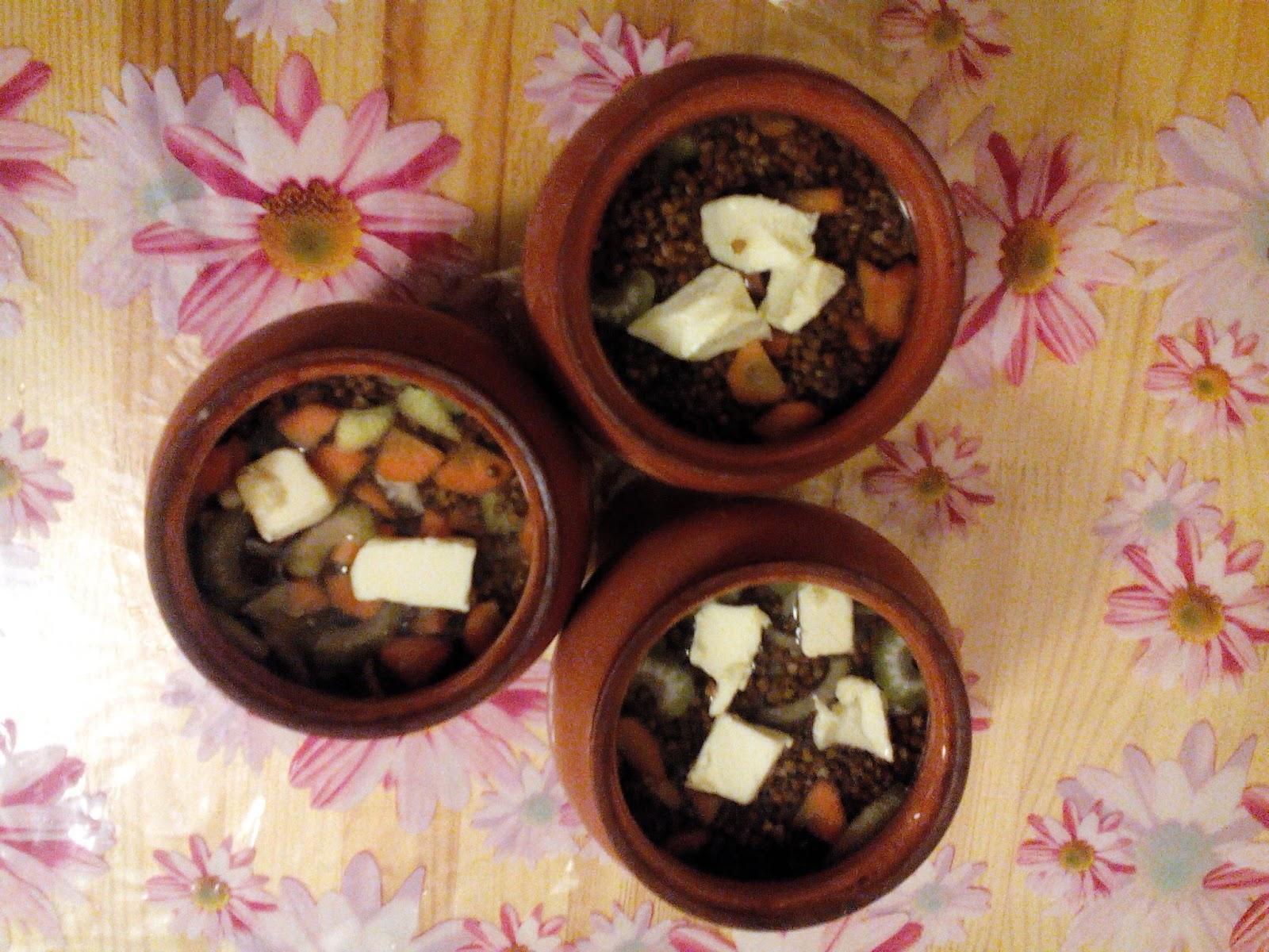 имеется обед из гречки в горшочках с филе тысячи онлайн