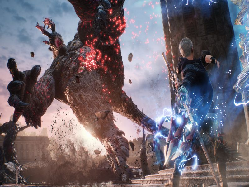 Download Devil May Cry 5 Free Full Game For PC