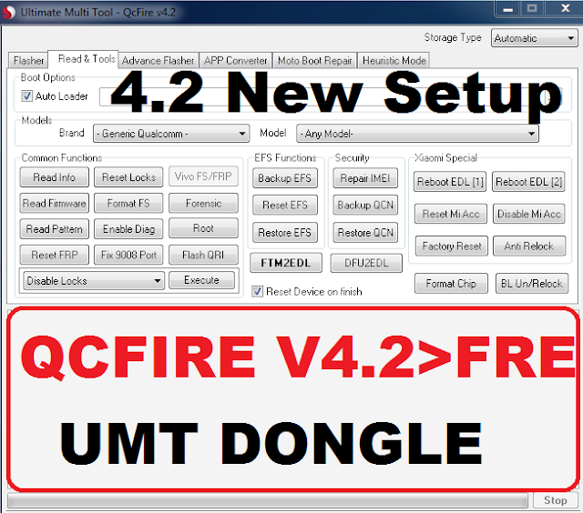 Download UMTpro Qcfire v4.2 Full Version 2020