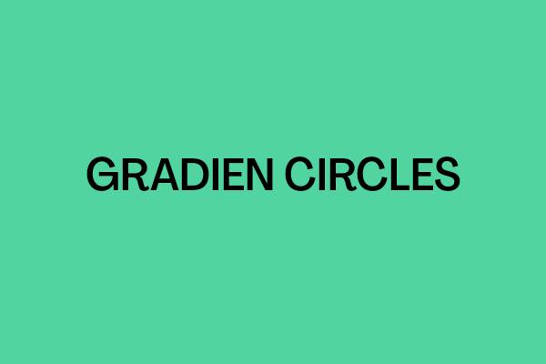 Memasang Efek Gradient Circles di Blog