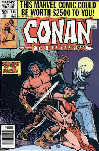 Conan the Barbarian #114