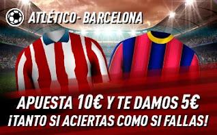 sportium Promo Atletico vs Barcelona 21 noviembre 2020