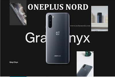 One Plus Nord Gray Onyx image