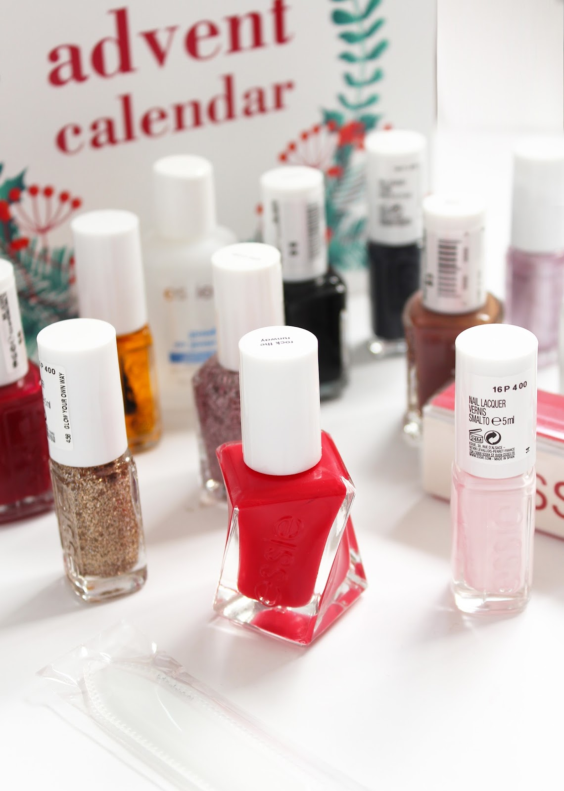 ESSIE | 2017 Advent Calendar - Was It Worth It? | CassandraMyee | NZ ...