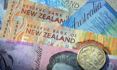AUD & NZD currency