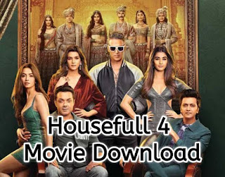 Housefull 4 Movie Download