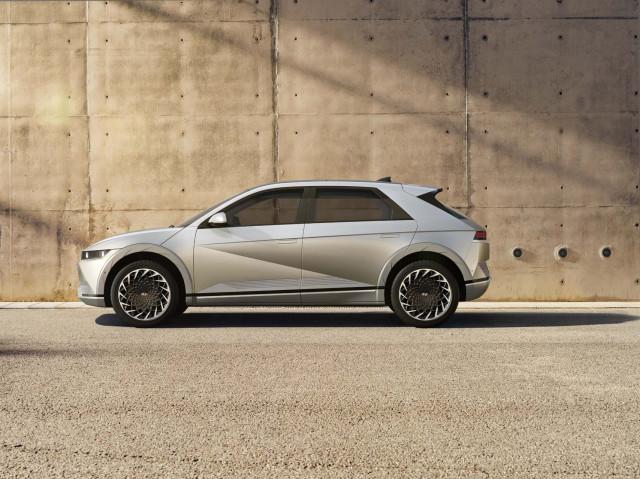 2022 Hyundai Ioniq 5 Preview