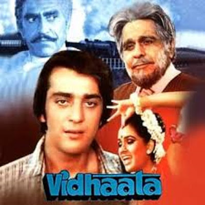 Vidhaata 1982 Hindi 2CD DVDRip 1.5GB ESub