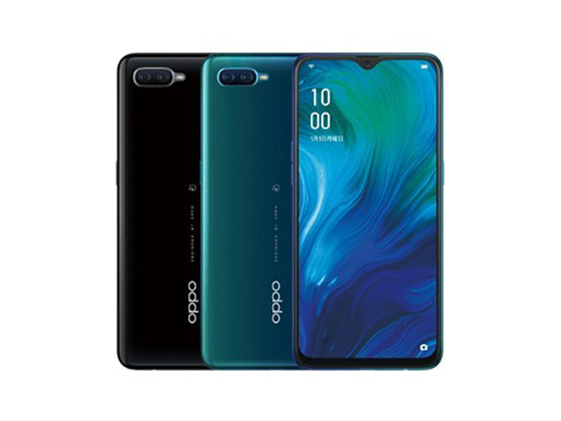 OPPO Reno A with IP67, AMOLED screen, SD710 announced in Japan