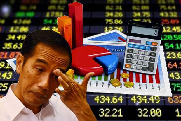 Kebijakan Ekonomi Pemerintah Bikin Susah, Menteri Jokowi Tak Mampu Bekerja