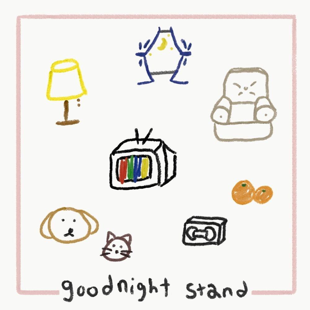 Goodnight Stand – 우리의 밤 – Single
