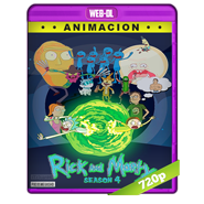 Rick y Morty (S04E04) AMZN WEB-DL 720p Audio Ingles 5.1 Subtitulada