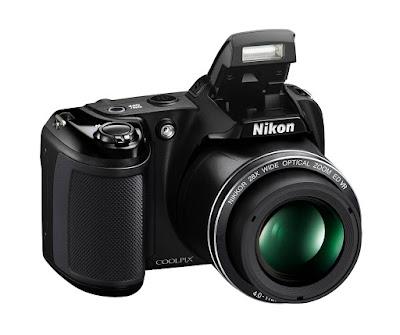 Best Digital Camera | Nikon Coolpix L340 Review