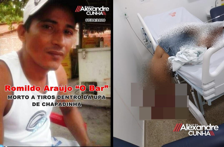 Homem é baleado e morto dentro da UPA de Chapadinha.