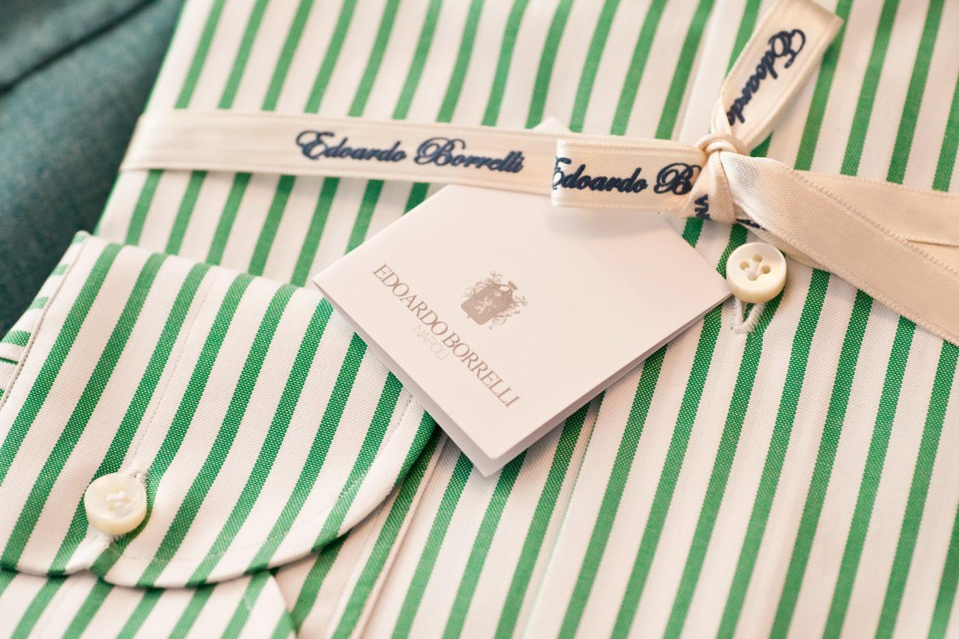 Why Edoardo Borrelli Is Synonymous With Flawless Menswear