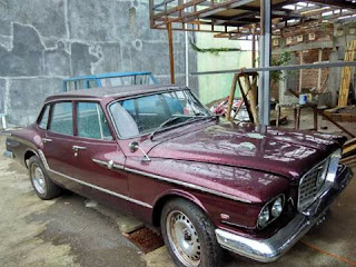 INFO MOBIL KLASIK : For Sale American Classic Car's Dodge Lancer 1960 Full Paper - MAGETAN