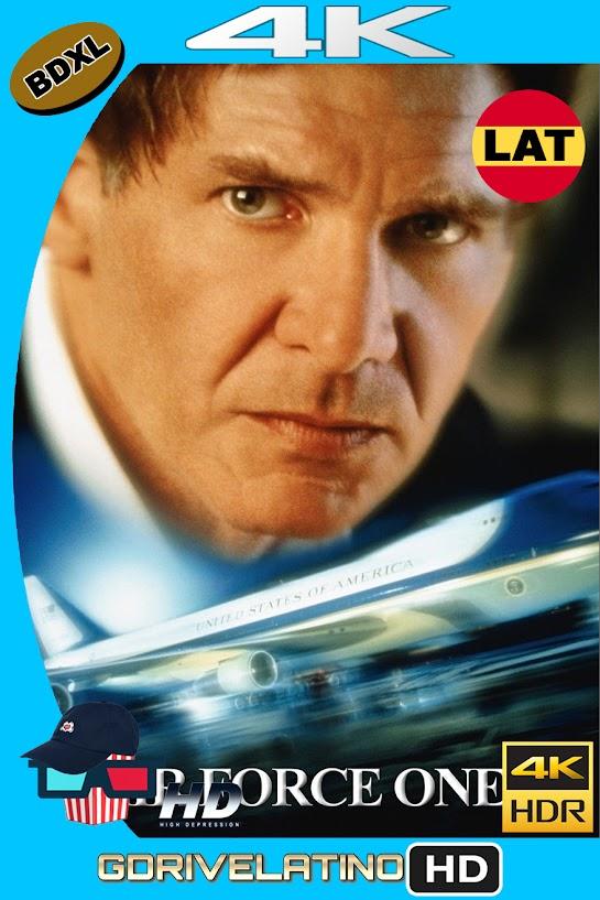 Avión Presidencial (1997) BDXL 4K UHD HDR Latino-Ingles ISO