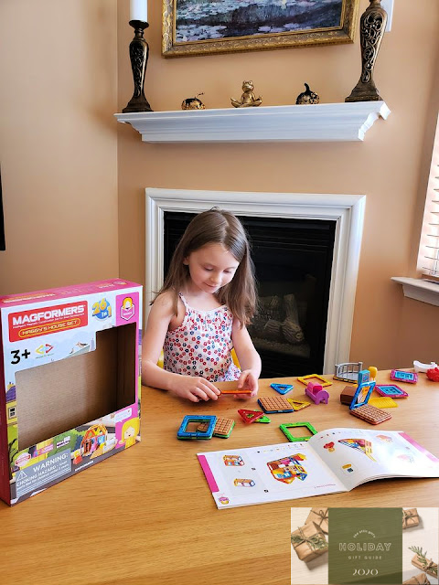 STEM toys, Magnet toys, holiday gifts for kids