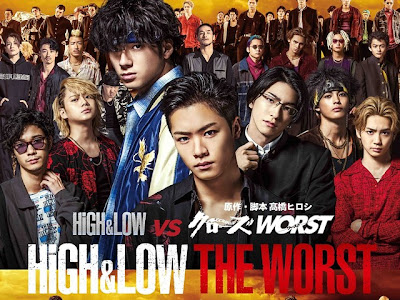Movie: High & Low: The Worst (2019) (Download Mp4)