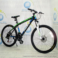 26 Inch Pacific Invert XTR 21 Speed Mountain Bike