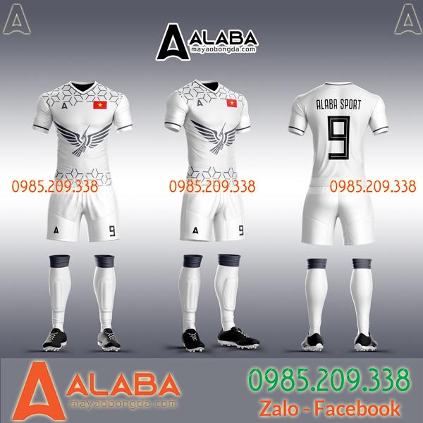 Áo bóng đá Việt Nam thiết kế riêng