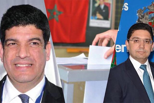 حصاد الأسبوع: مستجدات ملف الباكوري والقاسم الانتخابي وقضية الصحراء المغربية