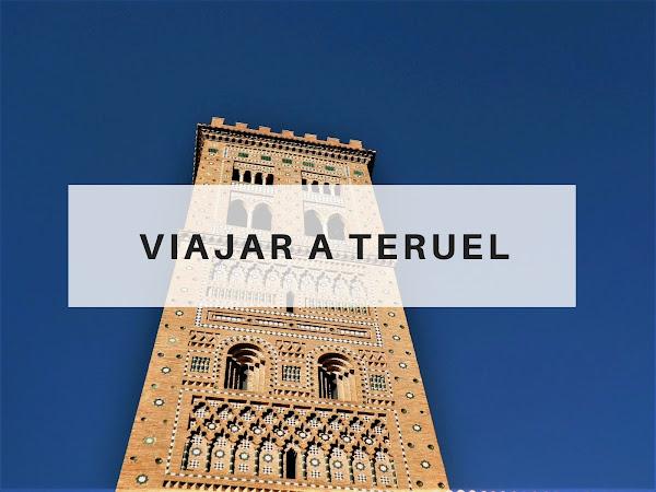 viajar a Teruel España