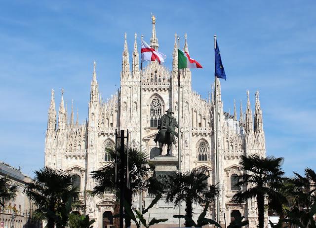 Il Doumo di Milano