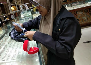 Loker Toko Emas HIDUP Banjaran Tegal
