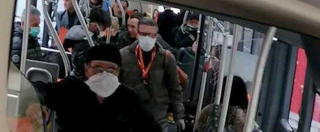 Trasporti Roma, ricorso al Tar: annullare il tetto del 50% dei passeggeri sui mezzi