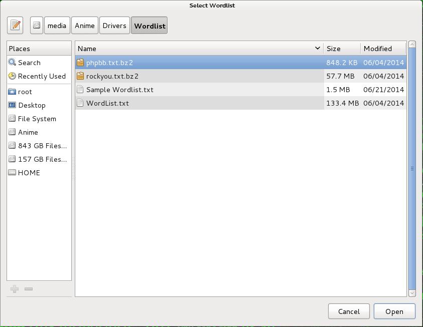 fern wifi cracker wordlist download