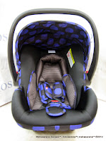 Infant Car Seat GioBaby CS28 Group 0+ (New Born - 13 kg
