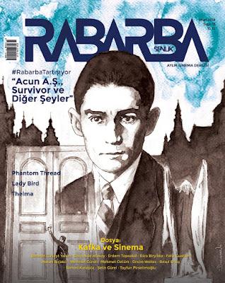 Rabarba Şenlik 13. Sayı - Franz Kafka Özel Sayı