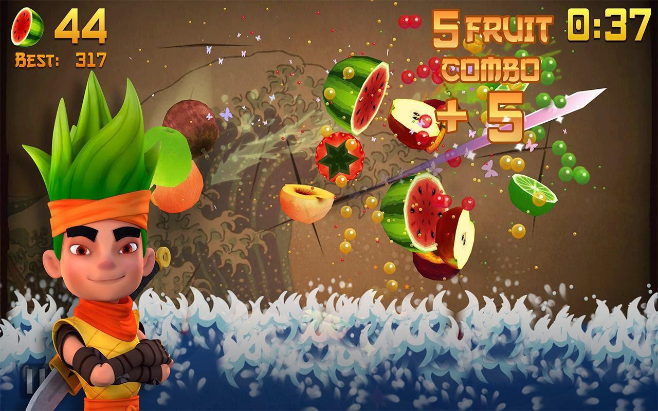 Ninja fruit 2