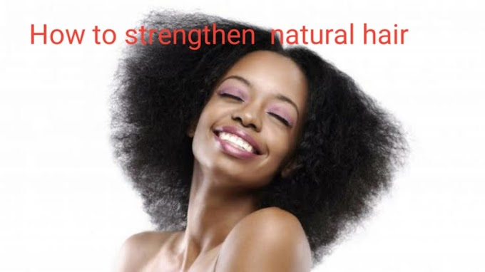 How To Straighten Natural Hair And Give it More Life In 2021