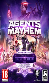 07efcac3831cf971f80fa683f698f43f - Agents of Mayhem v1.06 + All DLCs