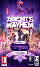 07efcac3831cf971f80fa683f698f43f - Agents of Mayhem v1.06 + All DLCs
