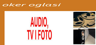 5. AUDIO, TV, FOTO OKER OGLASI