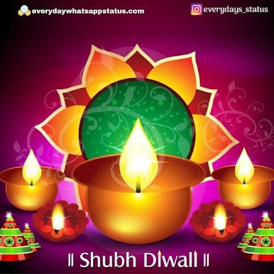 deepavali 2019 | Everyday Whatsapp Status | Unique 70+ Happy Diwali Images Wishing Photos