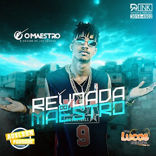 O MAESTRO - CD REVOADA DO MAESTRO 2021 REMASTERIZADO