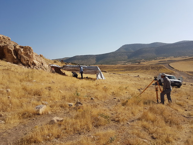 Traces of Neanderthal camp discovered in western Iran