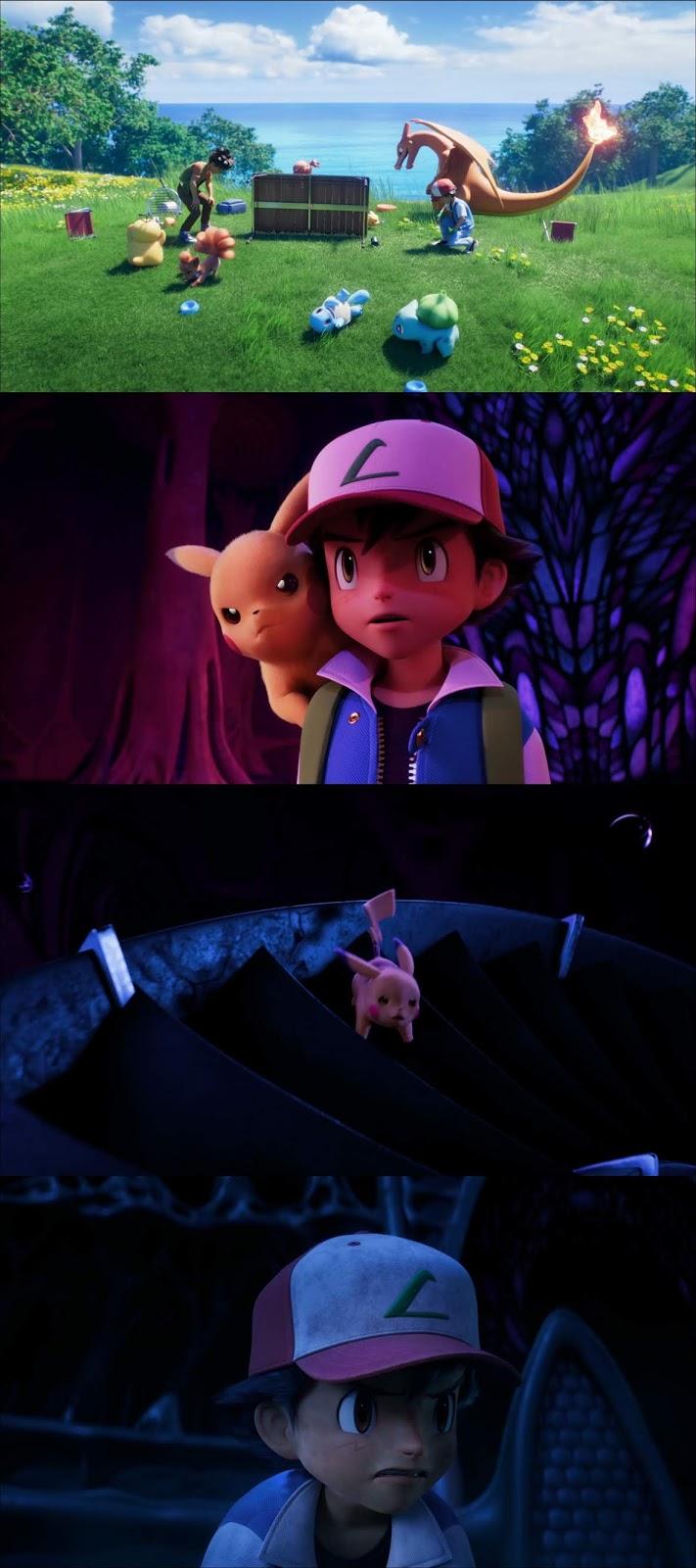 Pokémon Mewtwo Contraataca Evolución (2019) HD 1080p Latino