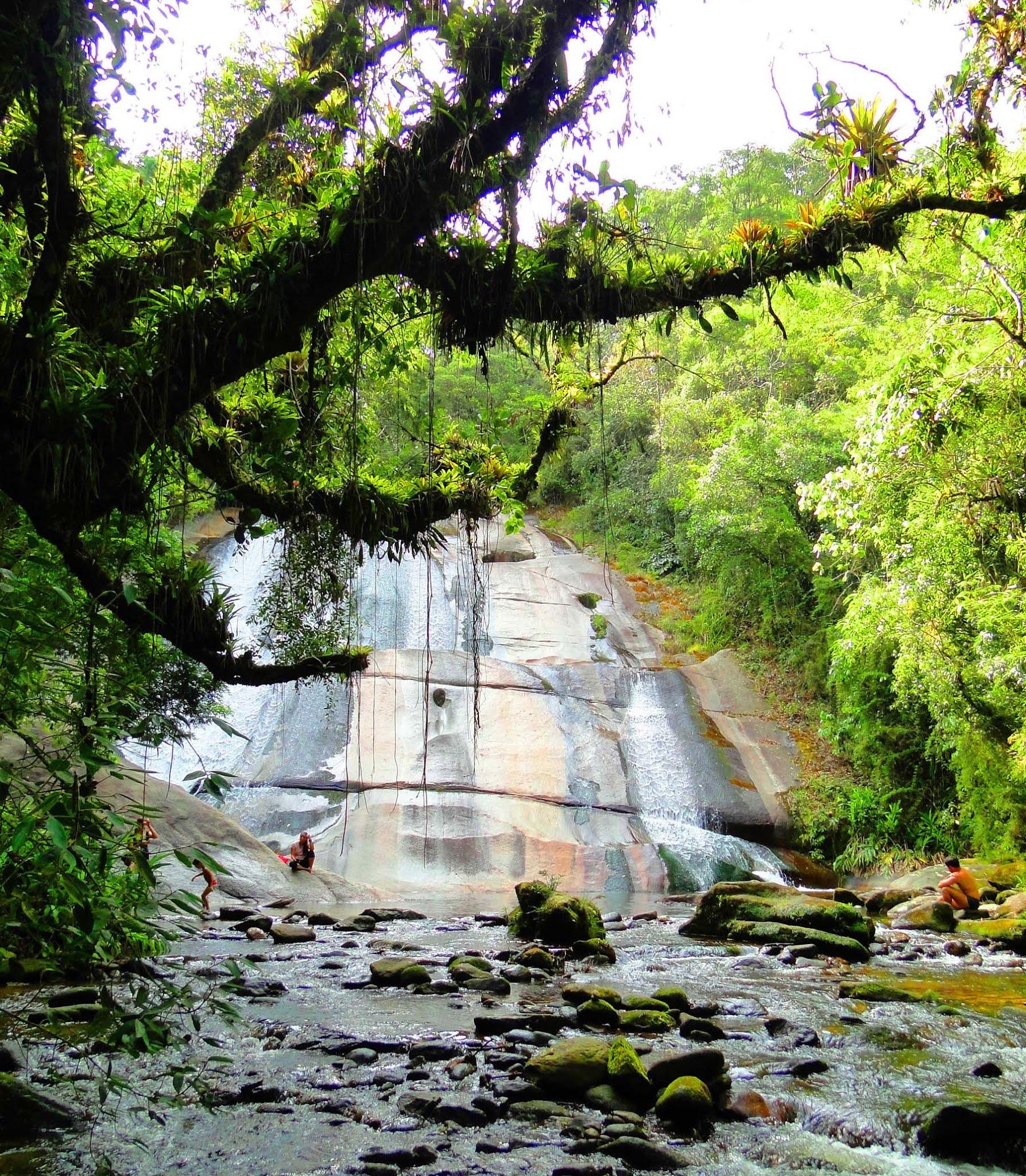 Cachoeira Santa Clara, Visconde de Mauá, RJ.