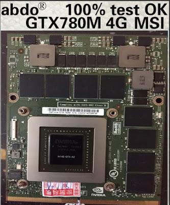ダウンロードNvidia GeForce GTX 780M(ノートブック)最新ドライバー
