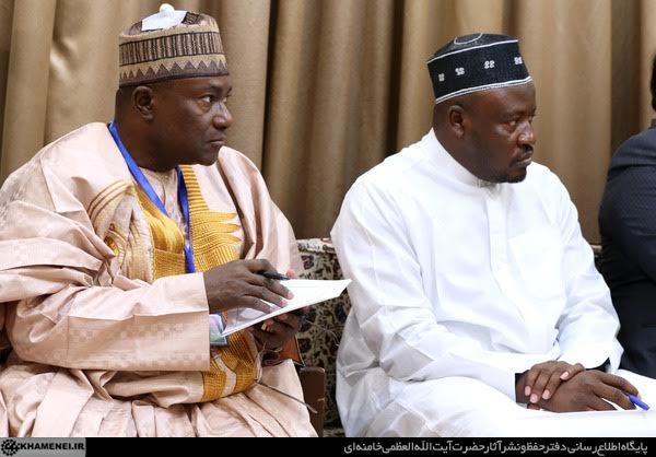 My Favorite Artis: President Buhari Meets With Leader Of