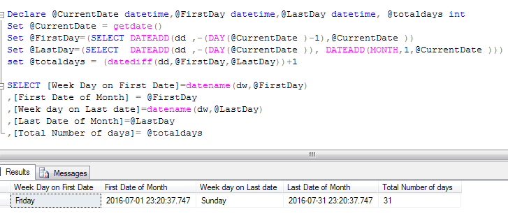 how to add days in date in sql