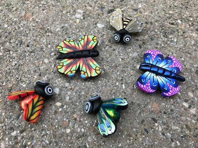 Colorful Polymer Clay Jewelry and Gifts by Mary Anne Loveless