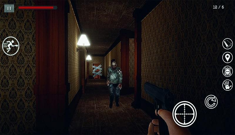 تحميل لعبة The Cross 3d Horror game apk + obb للاندرويد