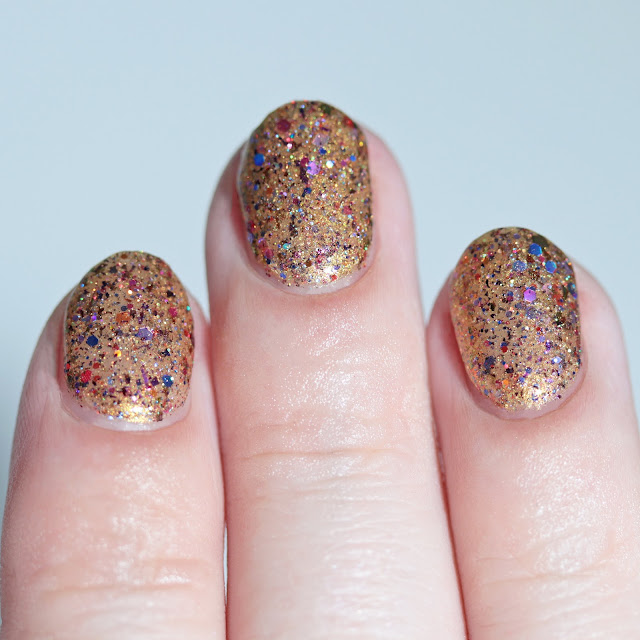 Twisting Nether Lacquer Lady Luck